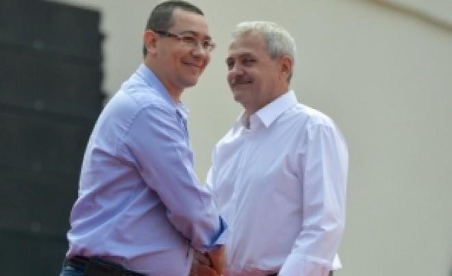 Dragnea, atac dur la PNL si ochi dulci lui Ponta la Consiliul National