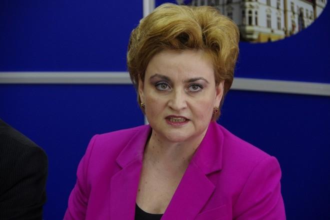 Grațiela Gavrilescu a fost desemnată candidatul ALDE pentru functia de primar al Ploieştiului