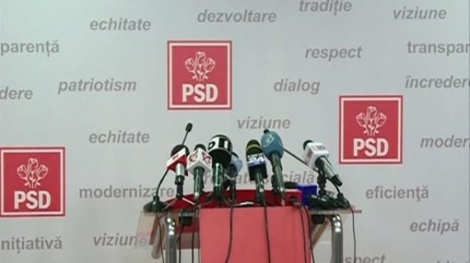 Lista finală a candidaților PSD pentru București