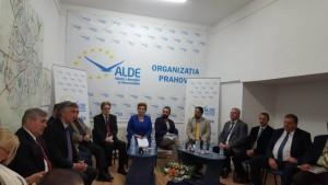 ALDE Prahova şi-a anunțat primii candidaţi  la funcţia de primar