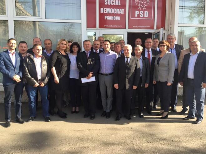 Candidaţii PSD Prahova la funcţia de primar