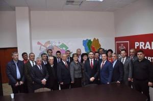 Candidaţii PSD Prahova la funcţia de primar în Colegiul 6