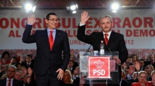 Liviu Dragnea: Mi-aş dori ca Victor Ponta să devină preşedintele Camerei Deputaţilor
