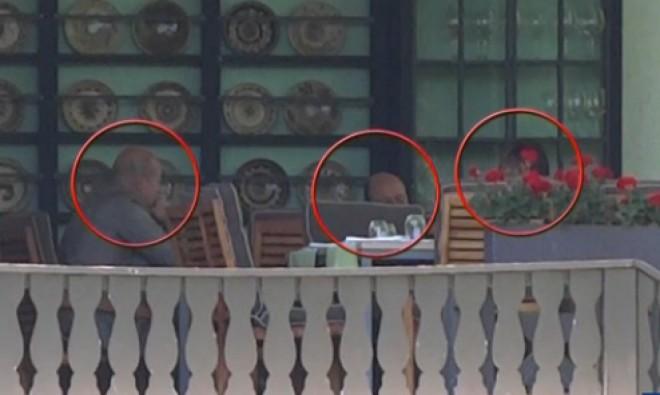 Traian Băsescu, întâlnire SECRETĂ cu doi patroni de presă