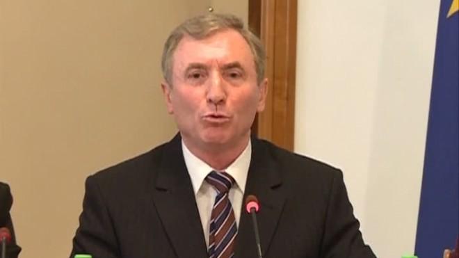 Augustin Lazăr a fost instalat în funcţia de procuror general