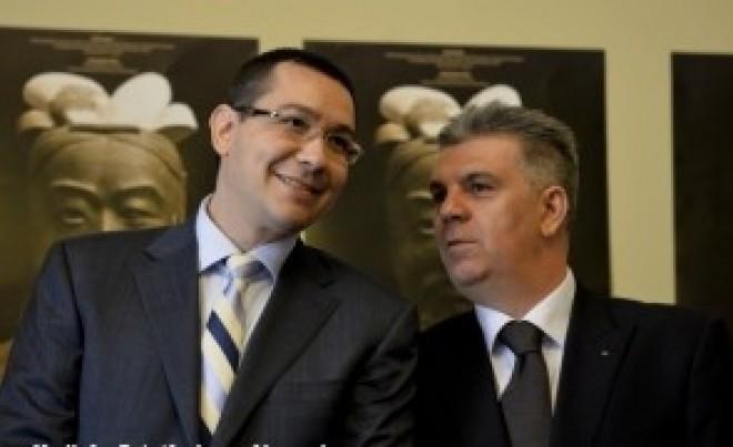 Victor Ponta îl atacă pe Valeriu Zgonea: 'Eu l-am propus la funcţia de preşedinte'