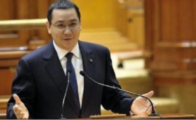 Victor Ponta îl face PRAF pe Iohannis: 'Vă reprezintă perfect modul de gândire și acțiune!!!'