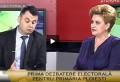 Adrian Dobre, UMILIT de Gratiela Gavrilescu la singura dezbatere electorala televizata