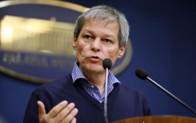 Cioloş i-a transmis lui Biden că doreşte sprijinul SUA pentru o prezenţă NATO pe tot flancul estic