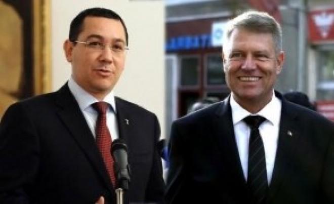Victor Ponta dă de pământ cu Klaus Iohannis: 'Are mai multe case decât Dumnezeu'