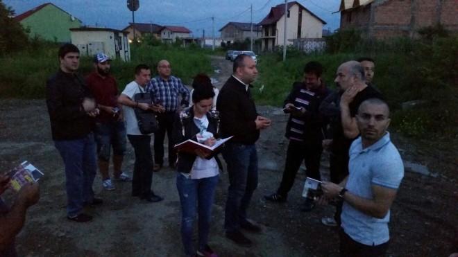 """Raul Petrescu (UNPR): """"Voi pune capăt tuturor inegalităților dintre cartierele din Ploiesti"""""""
