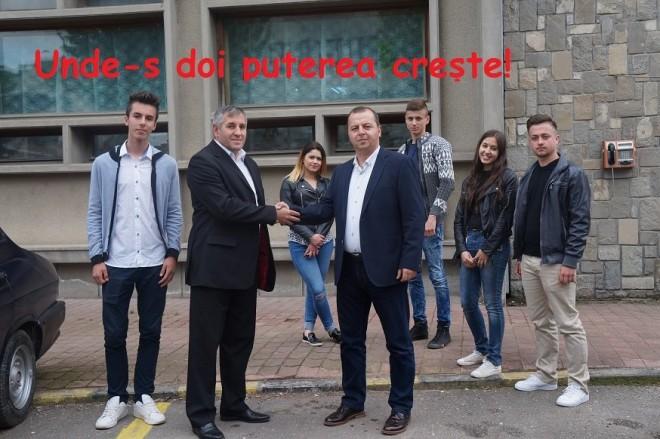 Lovitura in Comarnic! Dorian Botoaca il sustine pe Sorin Popa (PSD) la Primaria orasului