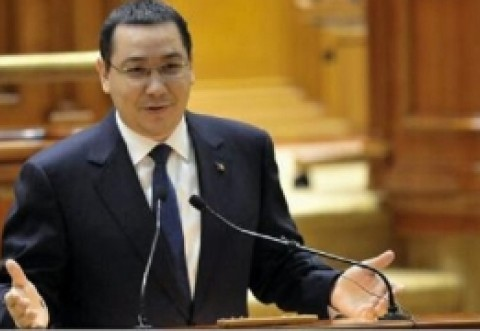 Ponta: Imi doresc ca un guvern PSD-ALDE-UNPR să guverneze din nou România
