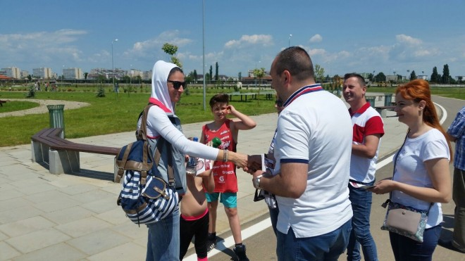 "Raul Petrescu, despre Parcul Municipal: ""Copiii nostri meritau o astfel de investitie"""
