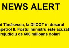 Mihai Tănăsescu, la DIICOT în dosarul Rompetrol II