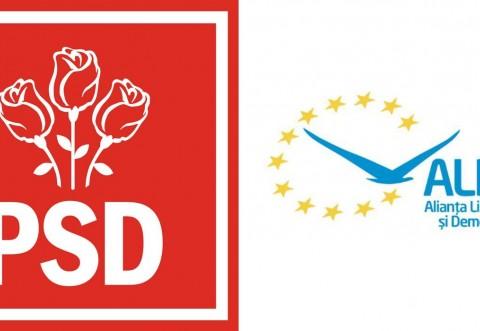 """PSD si ALDE, comunicat de presa comun: Pretextele """"liberalilor"""" sunt RIDICOLE"""