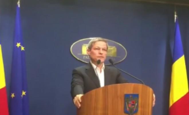 Cioloş, mesaj pentru românii din Marea Britanie