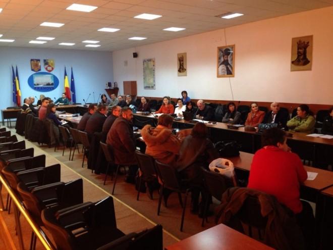 Şedinţa pentru constituirea CJ Prahova, AMÂNATĂ pentru miercuri la ora 17.00