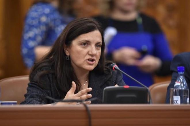 """Închisorile din Romania sunt SUPRAAGLOMERATE. Ce soluţie aberantă a găsit Raluca Prună: """"Luăm bani de la sănătate, de la educaţie.."""""""