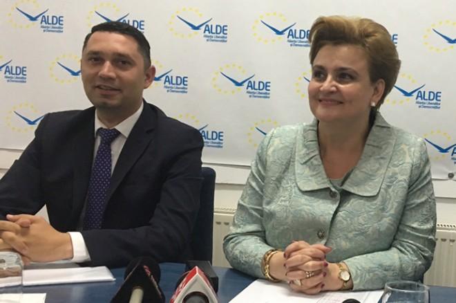 PSD-ALDE si comunicatul de presa care i-a lasat fara replica pe liberali