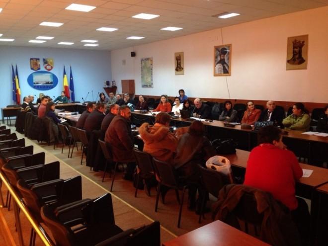 Şedinţa de constituire a Consiliului Judeţean Prahova LIVE VIDEO