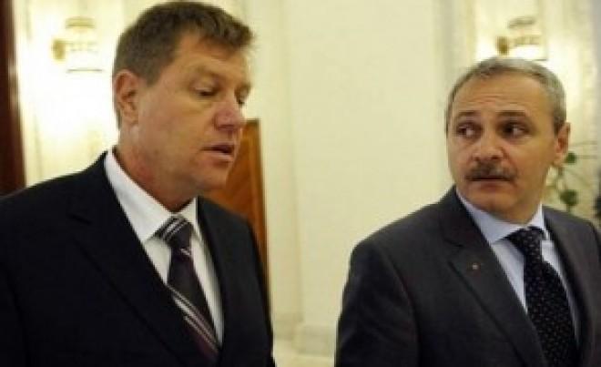 PSD dejoacă planul lui Klaus Iohannis: Șah la președinte