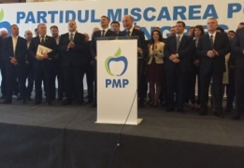 Băsescu anunță constituirea celei de a III-a forțe politice a țării