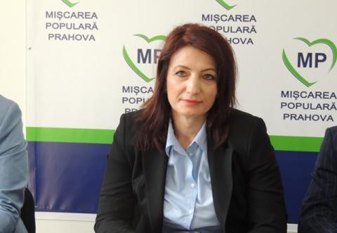 """Catalina Bozianu: """"PMP sustine construirea unui Spital Municipal de Urgenta. Primarul sa vina cu intentii concrete, nu doar cu simple declaratii"""""""