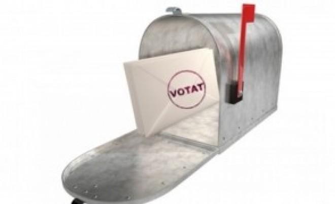 Schimbări la votul prin corespondență. Diaspora se poate înscrie ONLINE pe liste