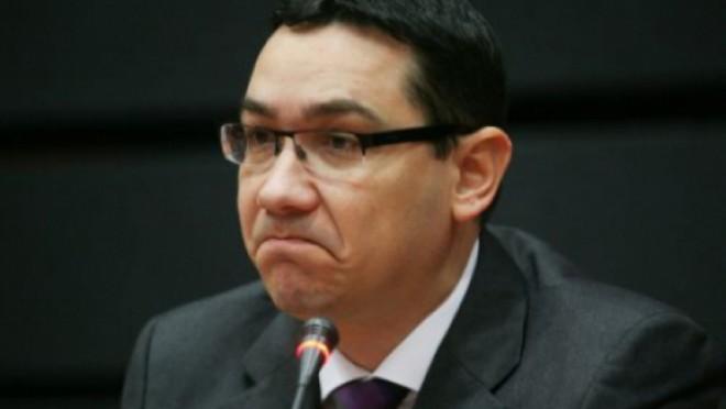 """Ponta, critici virulente la adresa tehnocraților: România în 2016 are """"GUVERNUL ZERO"""""""