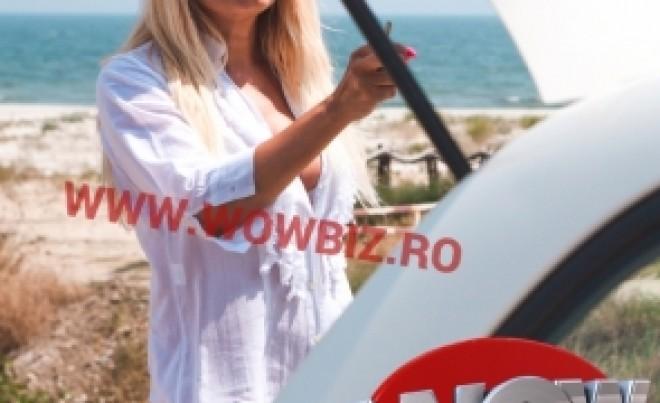 FOTO - Elena Udrea, mai sexy ca niciodată: imagini INCENDIARE surprinse pe litoral
