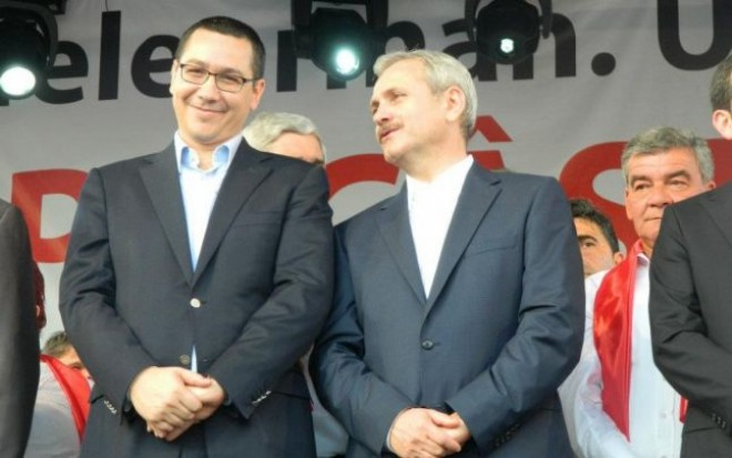 Scenariu EXPLOZIV/ Dragnea pierde PSD, Ponta revine si candideaza la prezidentiale