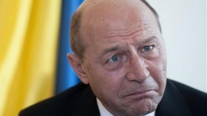 Traian Băsescu, ţintuit la pat. De ce boală suferă fostul preşedinte