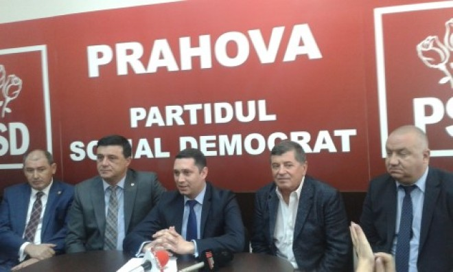PSD Prahova saluta decorarea lui Mircea Cosma la rang de cetatean de onoare al Republicii Moldova