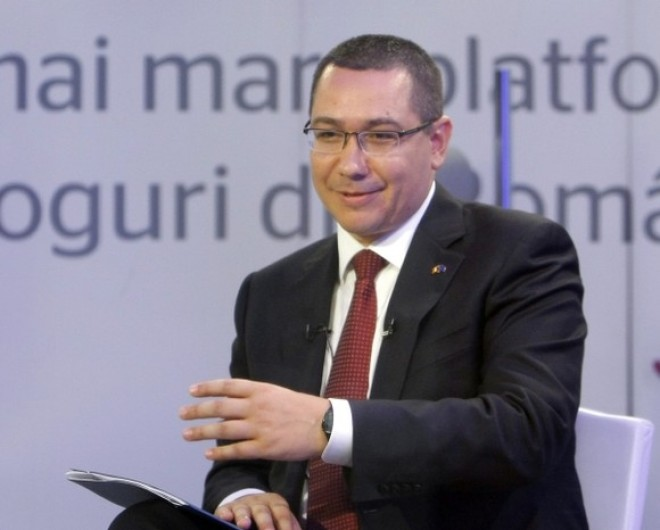 Ponta despre propunerea PRU pentru funcția de premier: E un exercițiu politic inteligent
