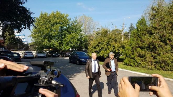 Primarul din Câmpina, Horia Tiseanu, audiat la DNA Ploiești