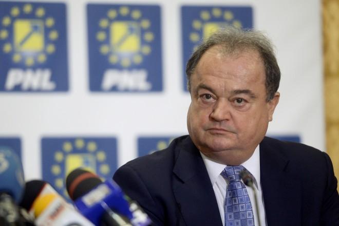 Vasile Blaga a ajuns la sediul DNA Ploieşti. Ce a declarat