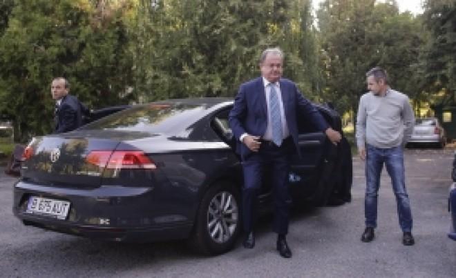 Vasile Blaga a DEMISIONAT