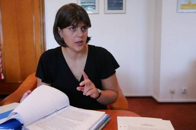 """Procurorii încep urmărirea penală în scandalul """"Laura Codruţa Kovesi"""""""