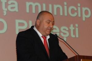 Cristian Ganea nu mai candidează la alegerile parlamentare