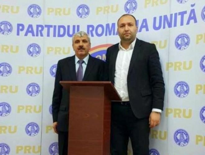 Raul Petrescu, PRIMUL pe listele PRU Ialomita pentru Camera Deputatilor