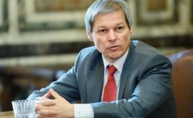 Ciolos, impotriva Unirii cu Republica Moldova