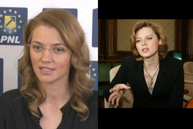 Explicatiile PENIBILE ale Alinei Ghorghiu, cu privire la candidatura penalei Anastase la parlamentare