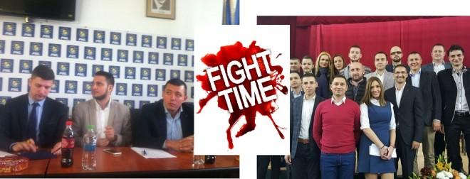 """Să râdem! TSD Prahova acceptã provocarea tinerilor """"frumosi si liberi"""" din PNL"""