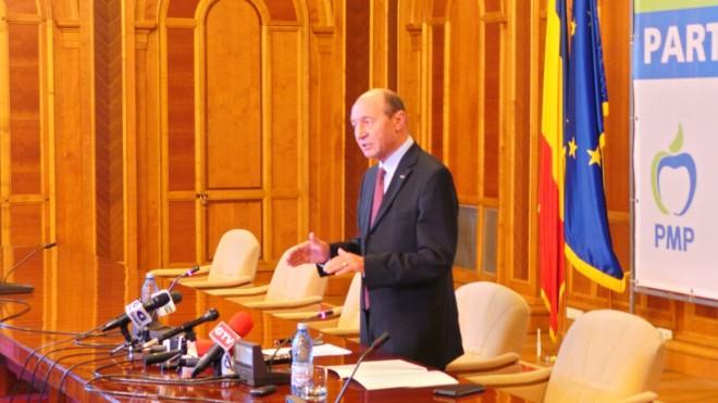 Conferinta de presa/ Băsescu: Sunt cel mai bun premier pe care l-ar putea avea România