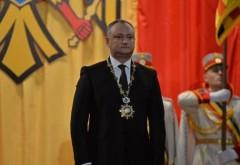 Igor Dodon îi va retrage cetăţenia moldovenească lui Traian Băsescu până la sfârşitul anului