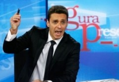 Mircea Badea anunţă CUTREMURUL pentru Klaus Iohannis: 'Hai cu SUSPENDAREA'
