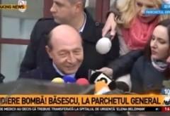 Traian Băsescu a ieșit, după TREI ORE, de la AUDIERI: Ce le-a spus PROCURORILOR