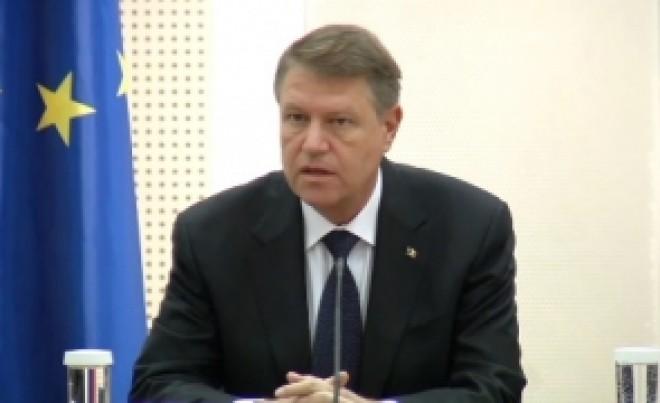 Probleme pentru Klaus Iohannis: Se cere suspendarea lui