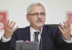 Dragnea, dezamăgit de discursul lui Iohannis: 'Să lase Guvernul în pace!'